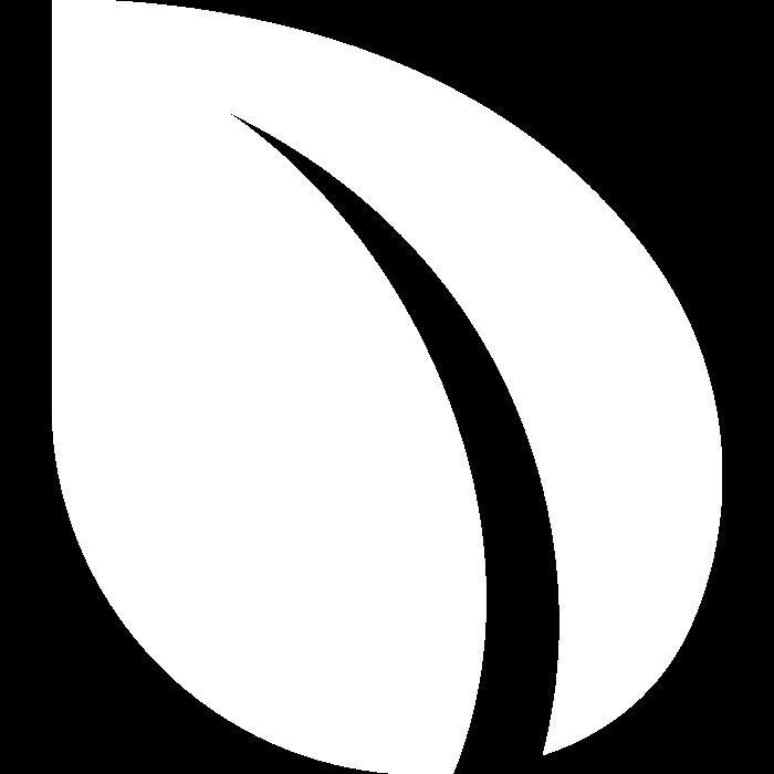 Peercoin Logo white icon
