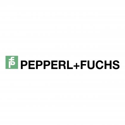 Pepperl Fuchs logo green