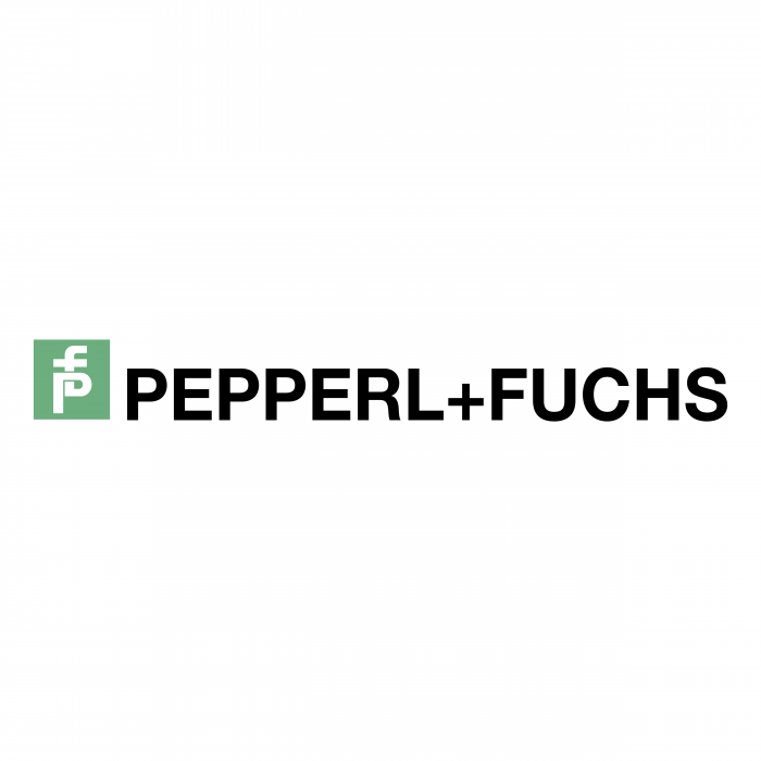 Pepperl Fuchs logo green