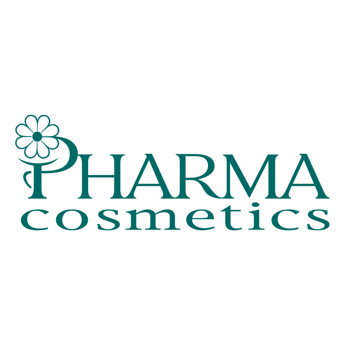 Pharma Cosmetics logo colour