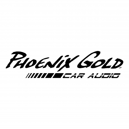 Phoenix Gold logo black