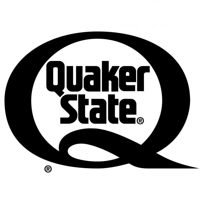 Quaker State logo tm