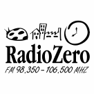 Radio Zero logo black