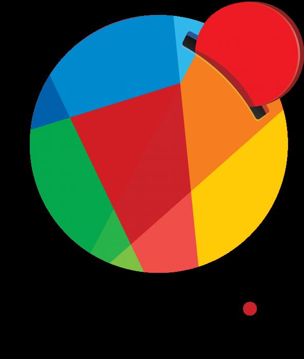 Reddcoin logo colour