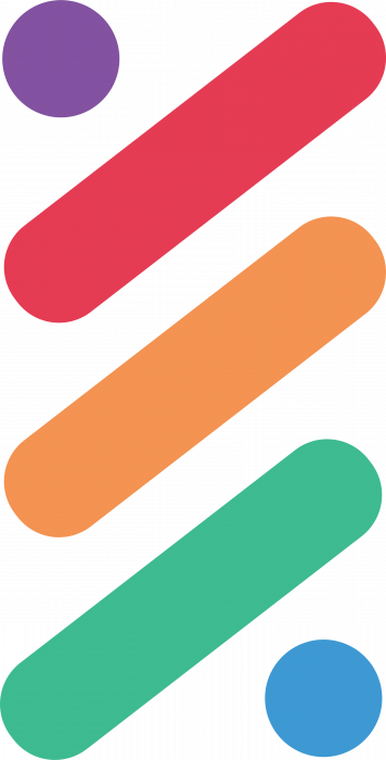 Rise logo coin