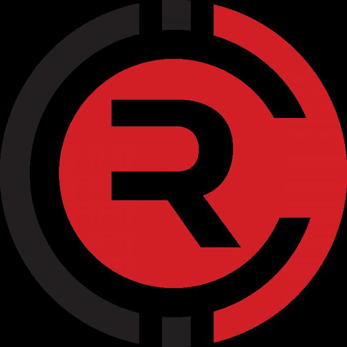 Rubycoin logo red