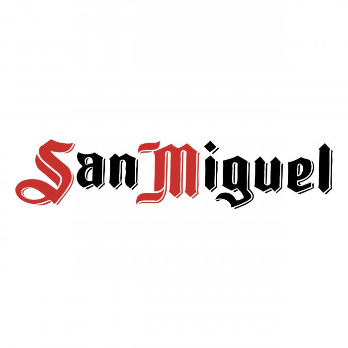 San Miguel logo cerveza