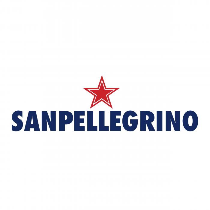 Sanpellegrino logo drink