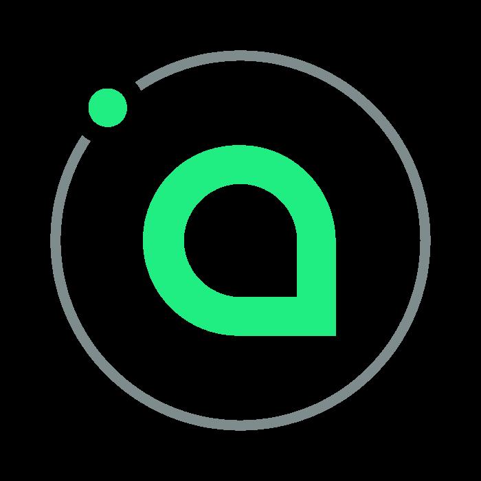 Siacoin logo green