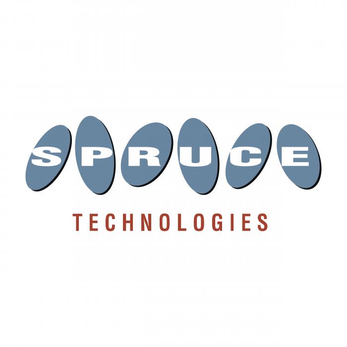 Spruce Technologies logo white