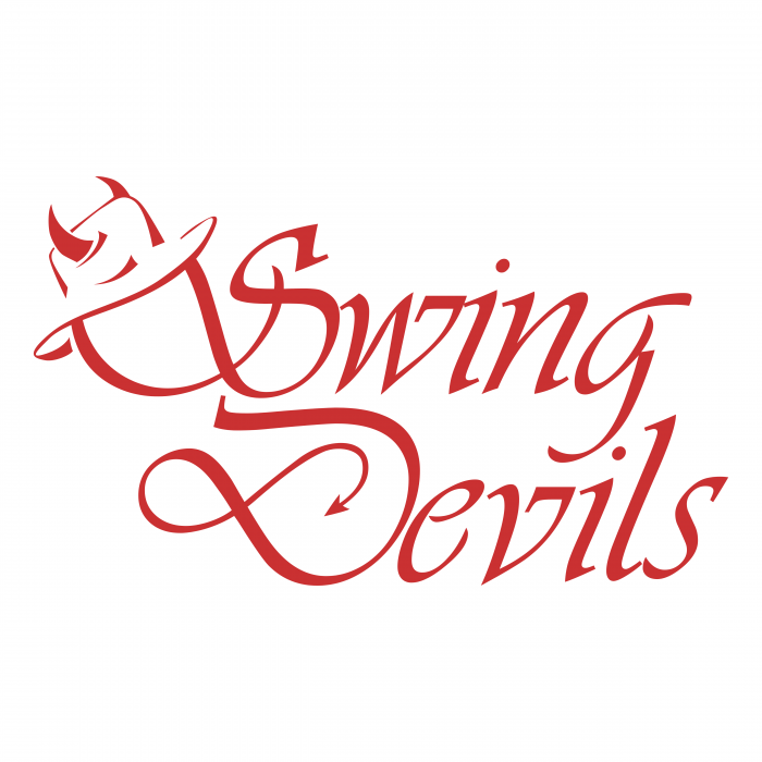 Swing Devils logo red