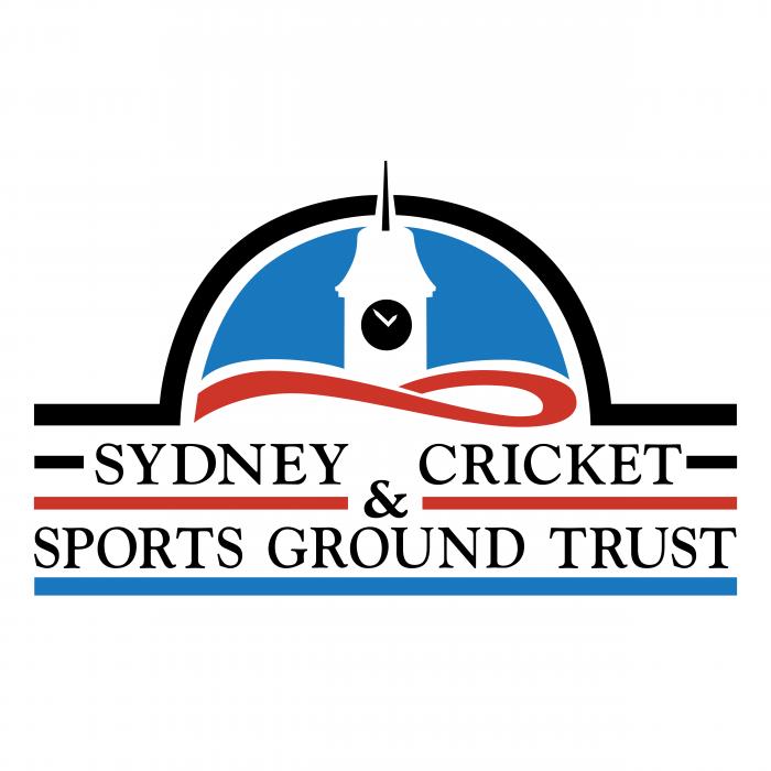 Sydney Cricket Sports Ground Trust logo colour