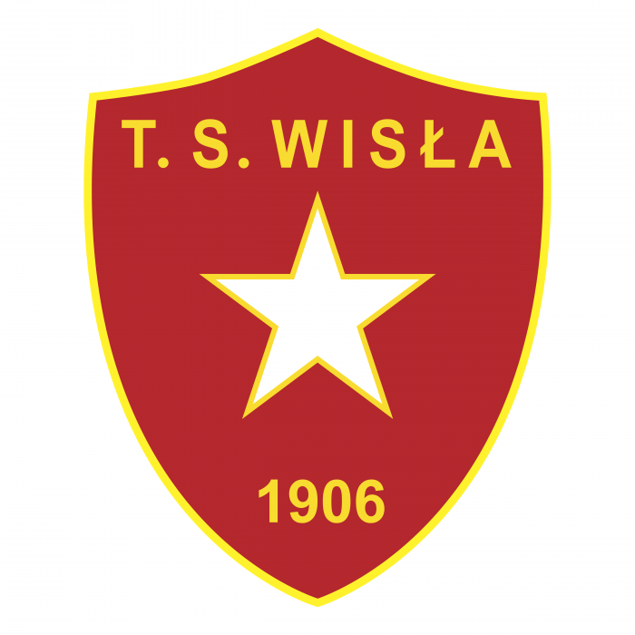 TS Wisla logo red