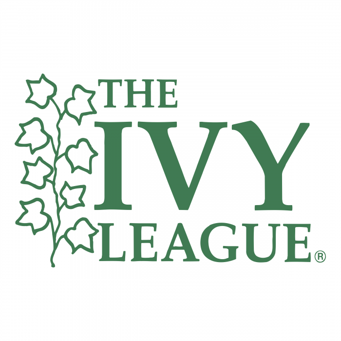 The Ivy League logo green