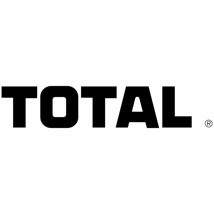 Total logo black