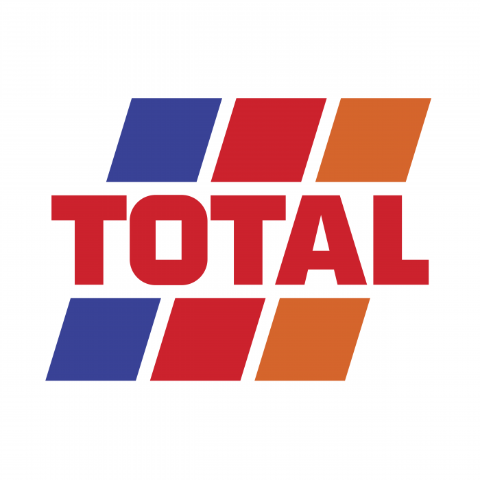 Total logo colour