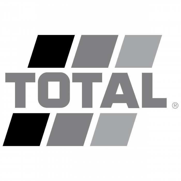 Total logo grey