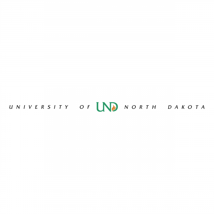University of Noth Dakota logo colour