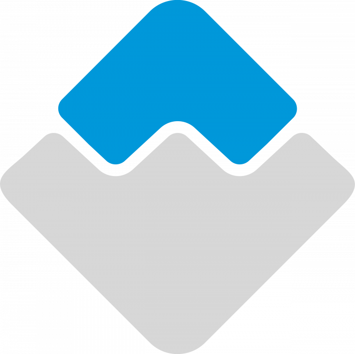 Waves logo icon