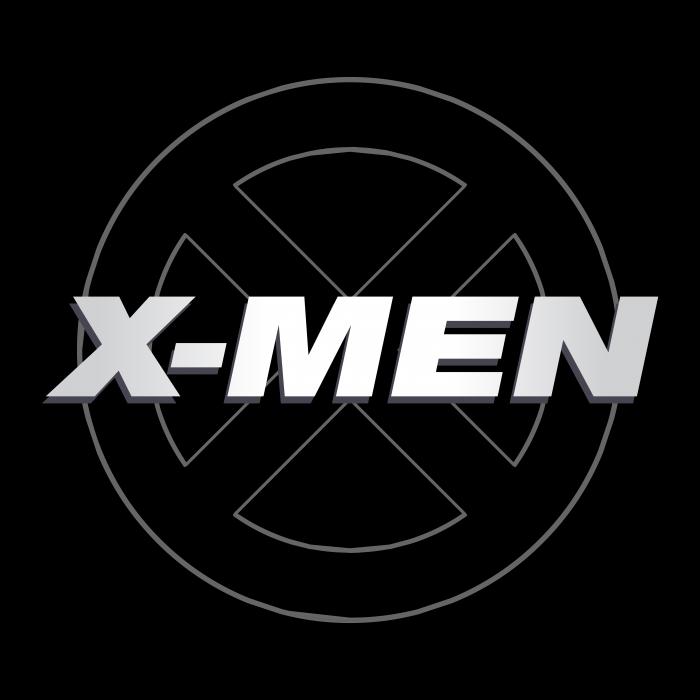 X Men logo cube