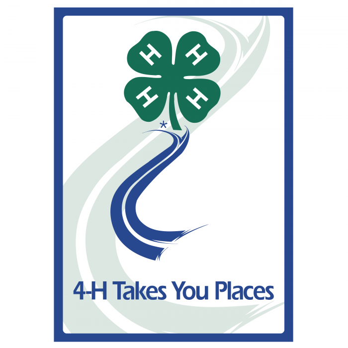 4 H logo colour