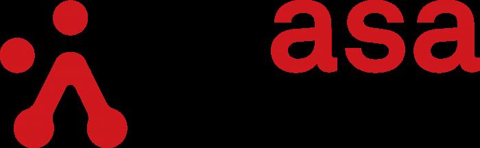 ASA logo pink