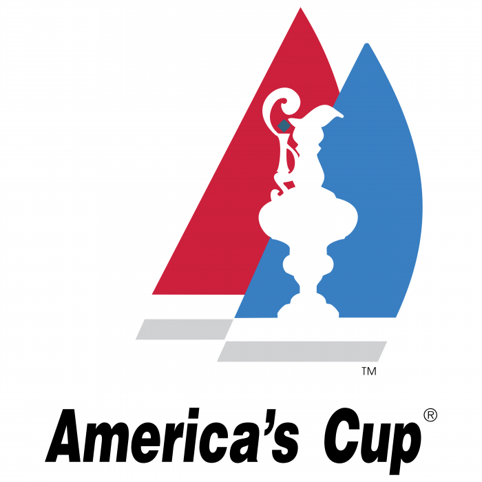 America's Cup logo colour