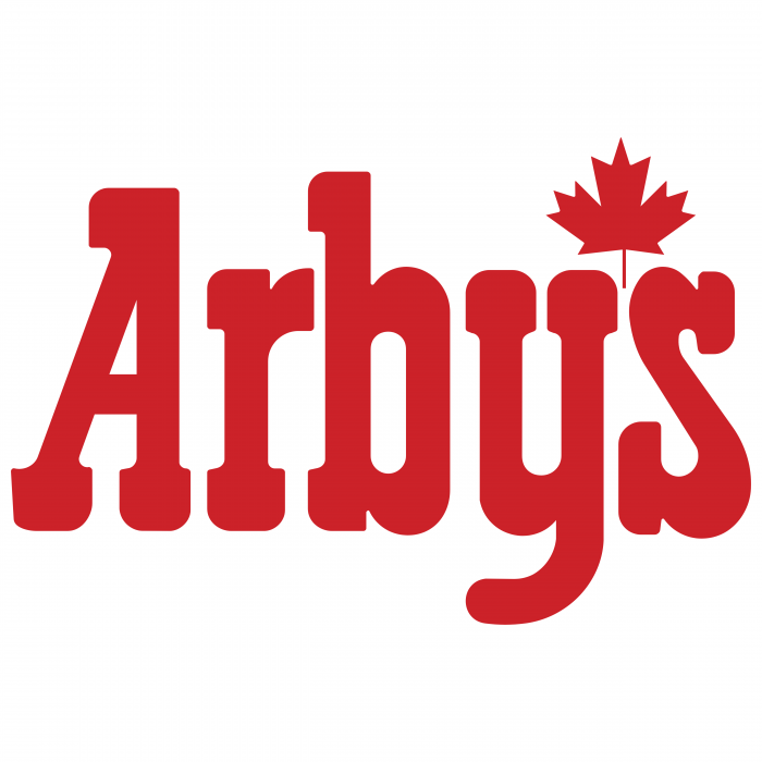 Arby's logo red