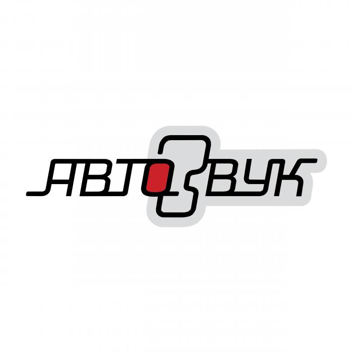 Avtozvuk logo black