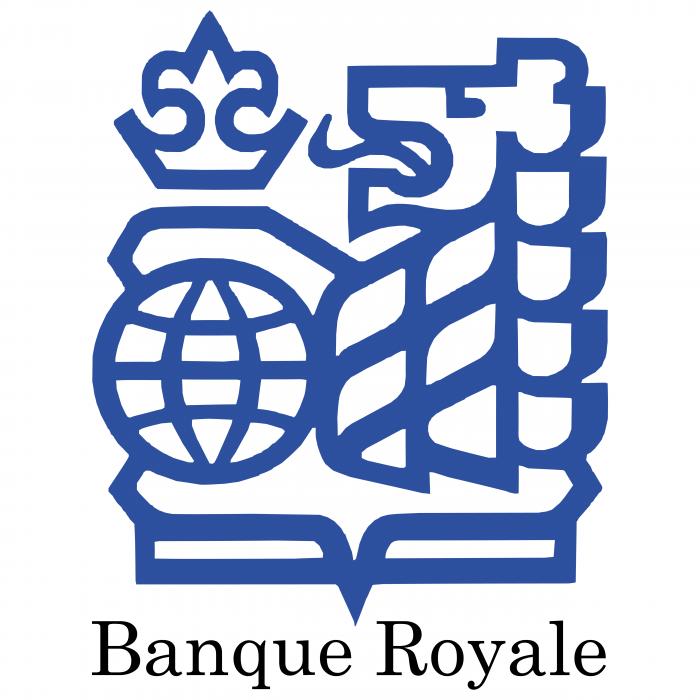 Banque Royale logo blue