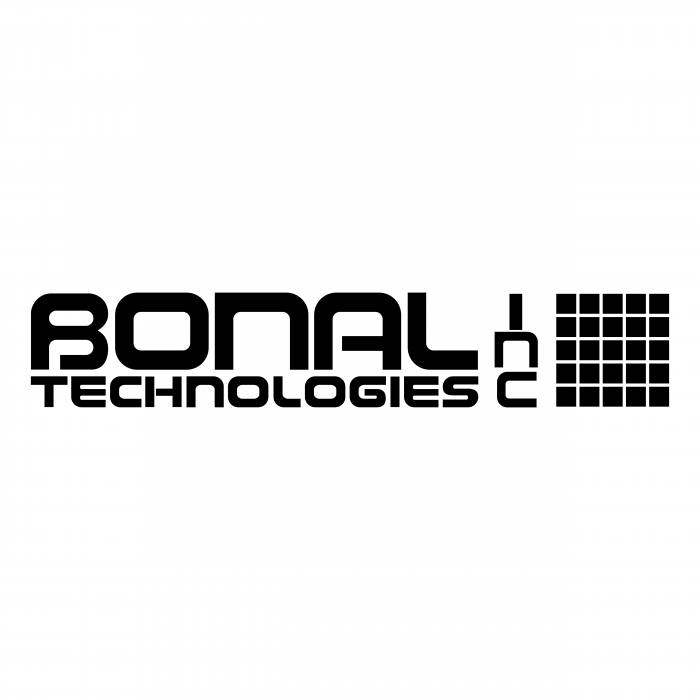 Bonal Technologies logo black