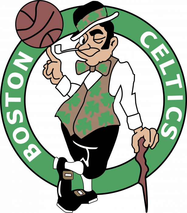 Boston Celtics logo green