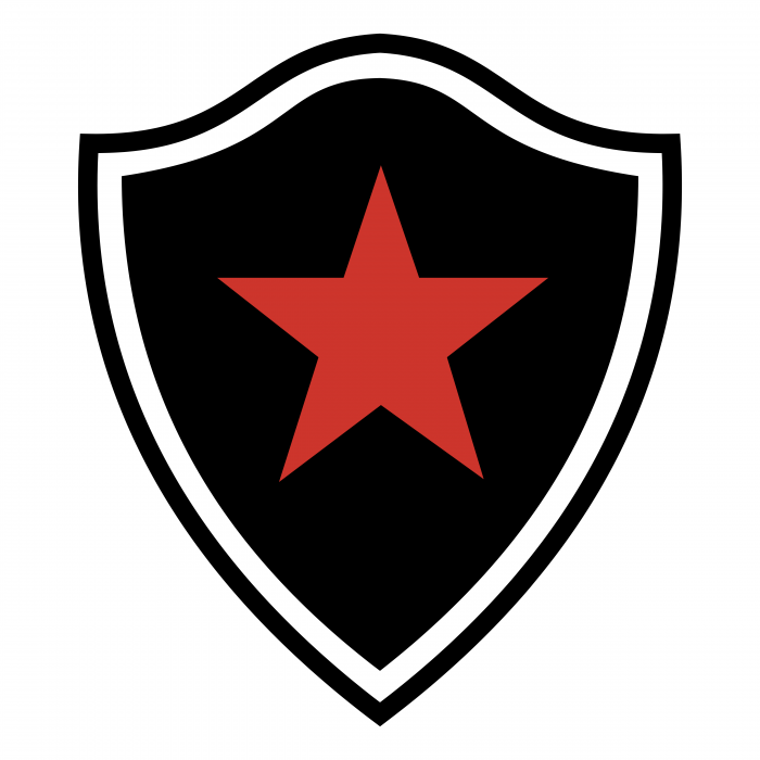 Botafogo logo red