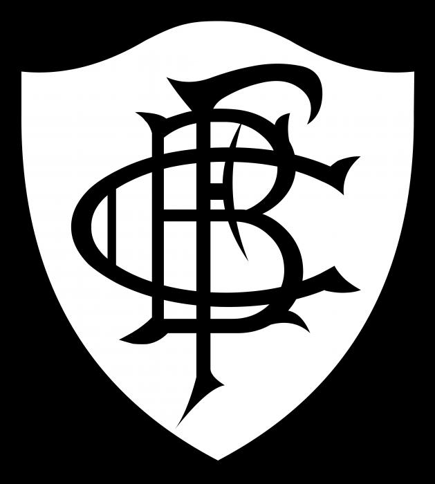 Botafogo logo white