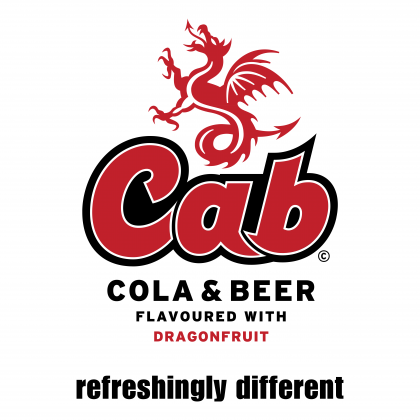 CAB logo beer