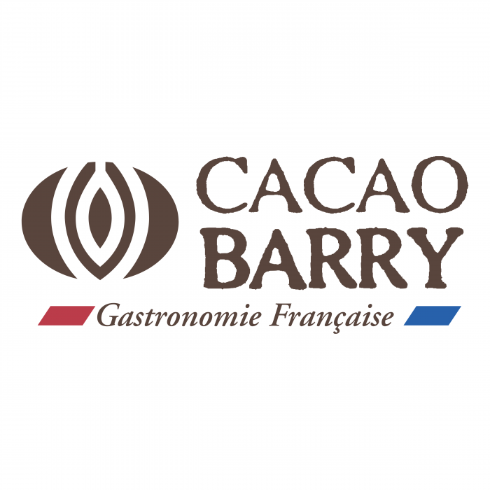 Cacao Barry logo black