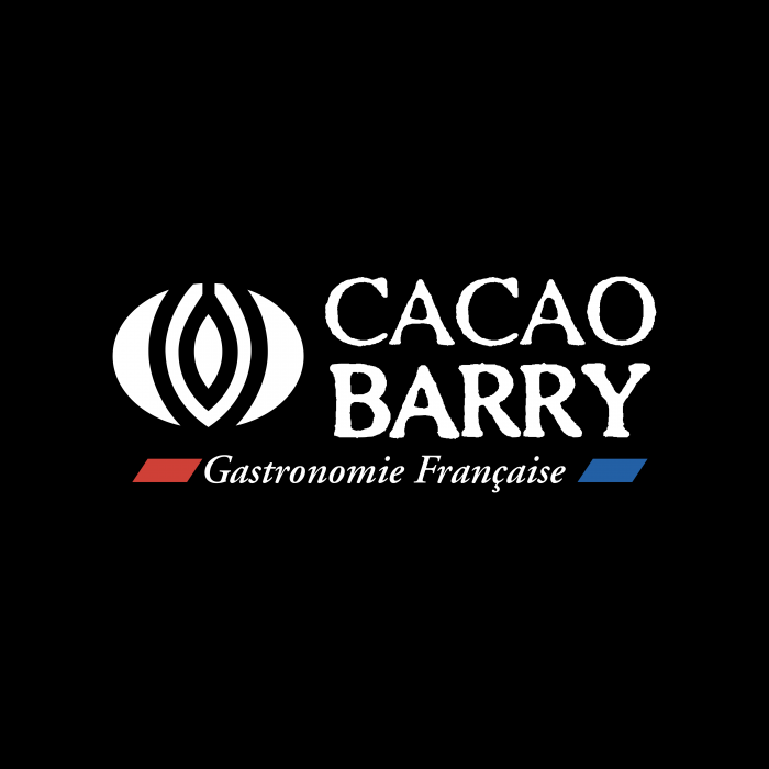 Cacao Barry logo cube