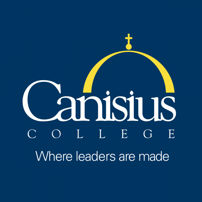 Canisius College logo cube