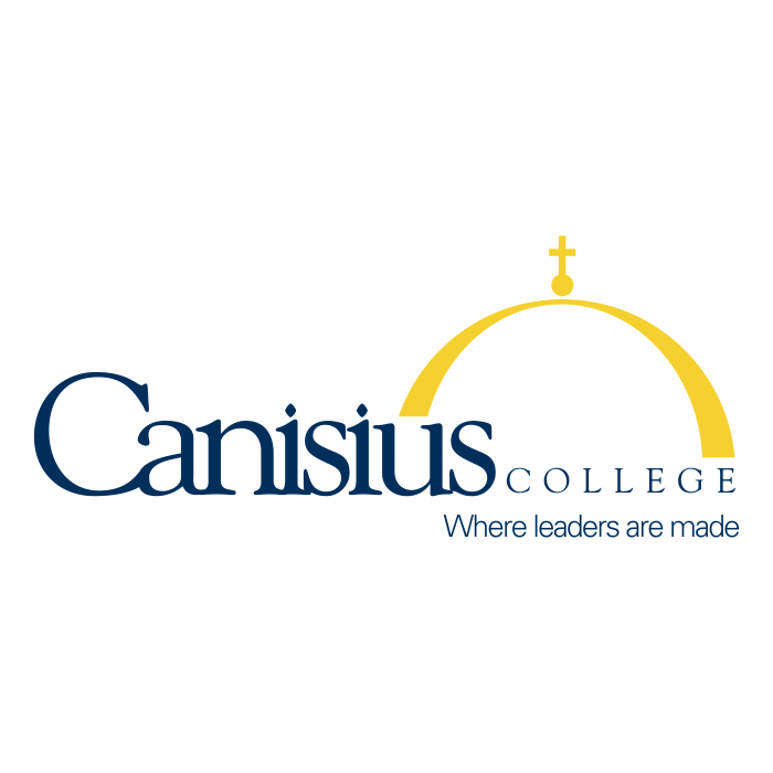 Canisius College logo yellow