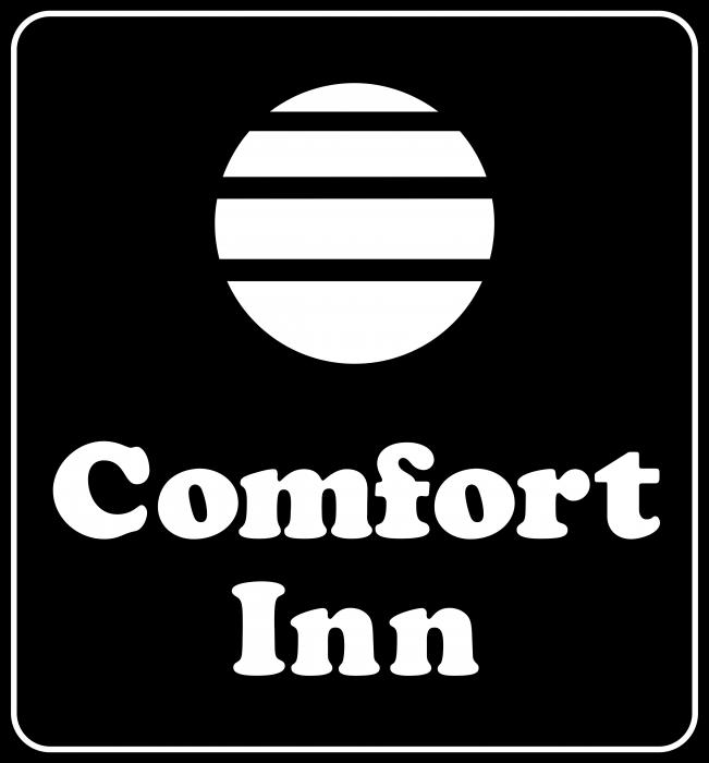 Comfort logo black