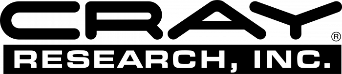 Cray Research logo inc