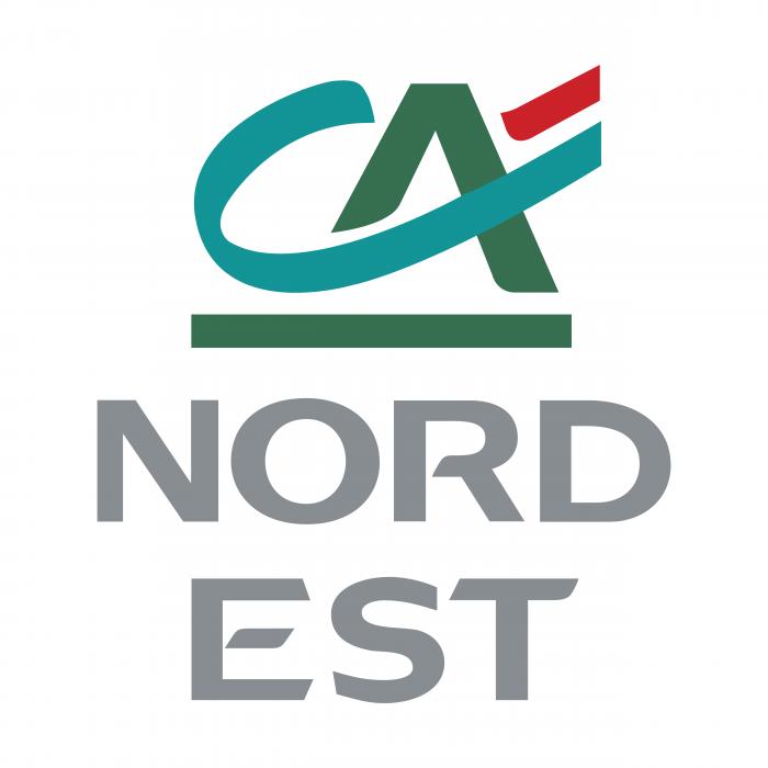 Credit Agricole logo nord est