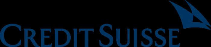 Credit Suisse logo blue