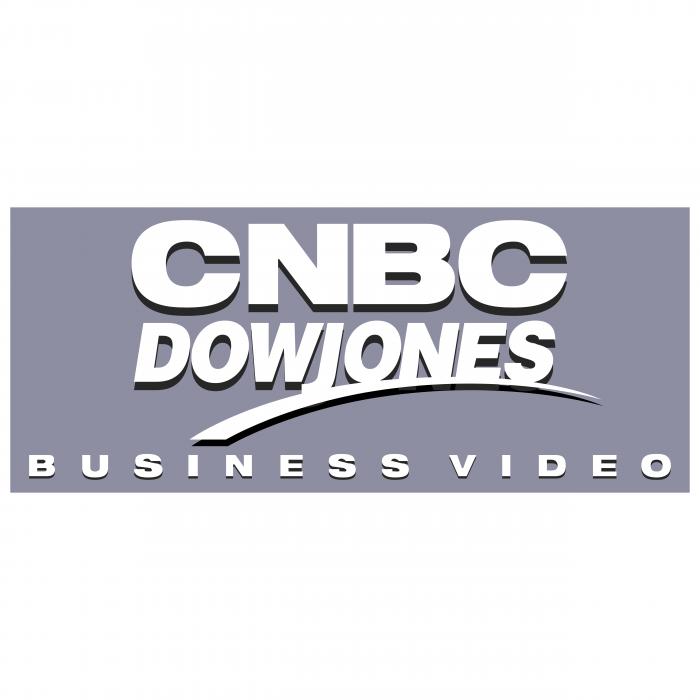 DowJones logo cnbc