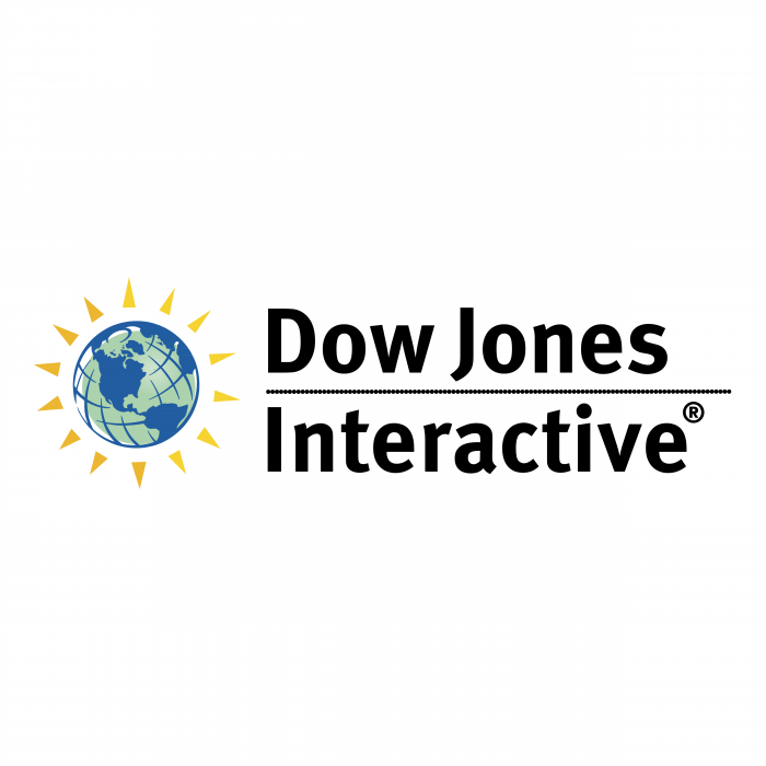 DowJones logo interactive