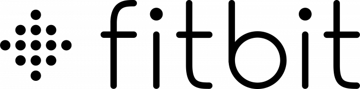Fitbit logo black