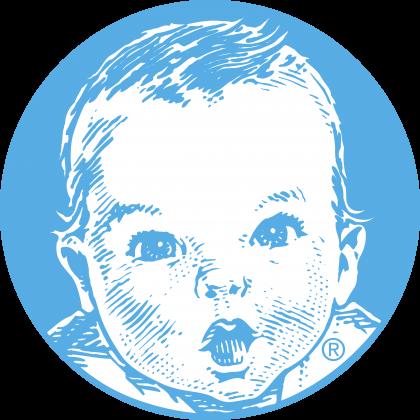 Gerber logo baby