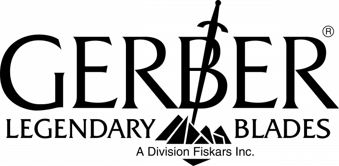 Gerber logo blades