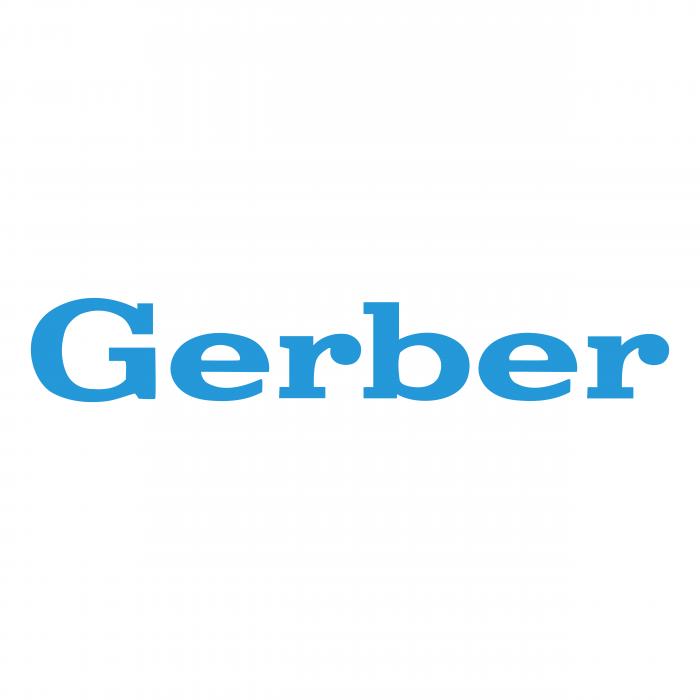 Gerber logo green
