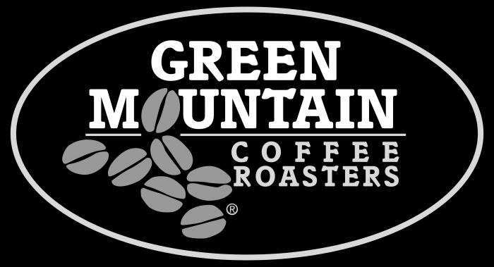 Green Mountain Coffee logo black